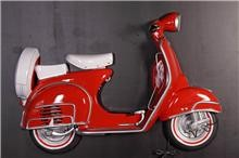 Motos replicas decoraci n for Vespa decoracion