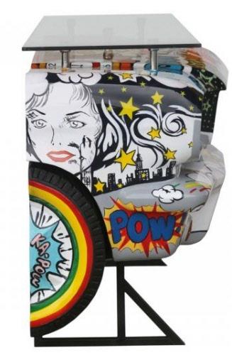 Pop art - Mobiliario pop art ...